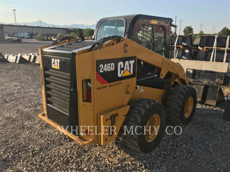 CATERPILLAR SKID STEER LOADERS 246D C3HF2 equipment  photo 3