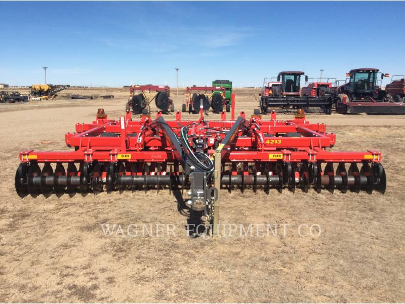 SUNFLOWER MFG. COMPANY AG TILLAGE EQUIPMENT SF4213-15 equipment  photo 2