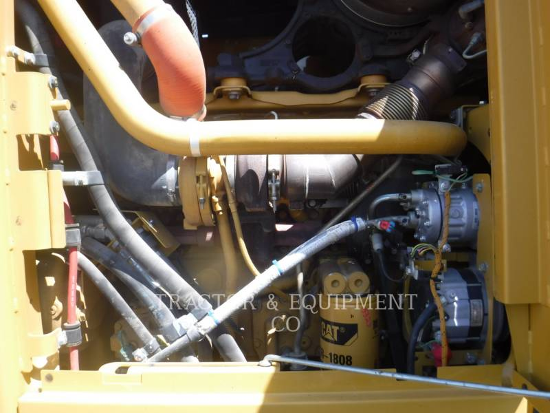 CATERPILLAR MOTOR GRADERS 140M2 AWD equipment  photo 13