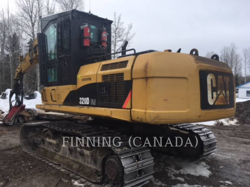 CATERPILLAR Industrie forestière - Cisaille 320DFMHW equipment  photo 3