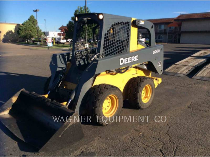 JOHN DEERE SKID STEER LOADERS 326D equipment  photo 1