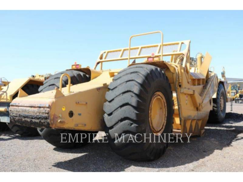 CATERPILLAR WHEEL TRACTOR SCRAPERS 631G equipment  photo 8
