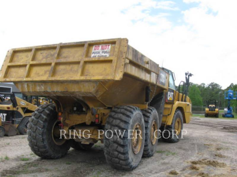 CATERPILLAR ARTICULATED TRUCKS 730C2TG equipment  photo 3