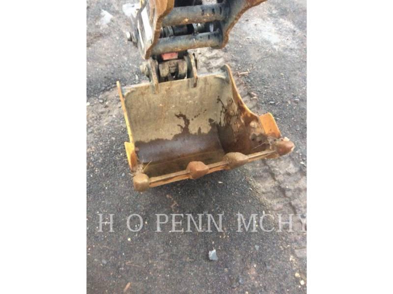 CATERPILLAR PELLE MINIERE EN BUTTE 303.5E2 CR equipment  photo 9