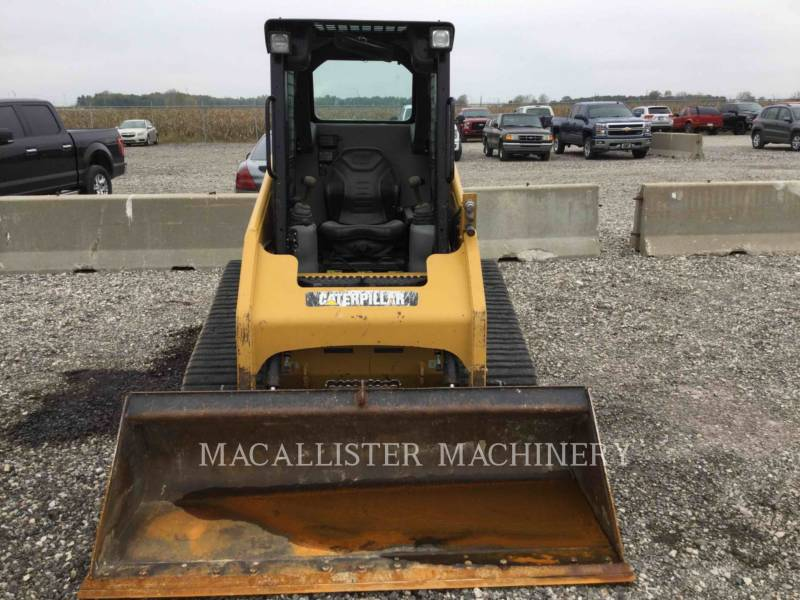 CATERPILLAR UNIWERSALNE ŁADOWARKI 247B3 equipment  photo 5