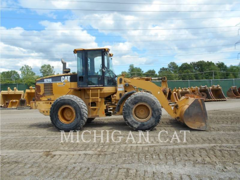 CATERPILLAR WHEEL LOADERS/INTEGRATED TOOLCARRIERS 928G equipment  photo 7
