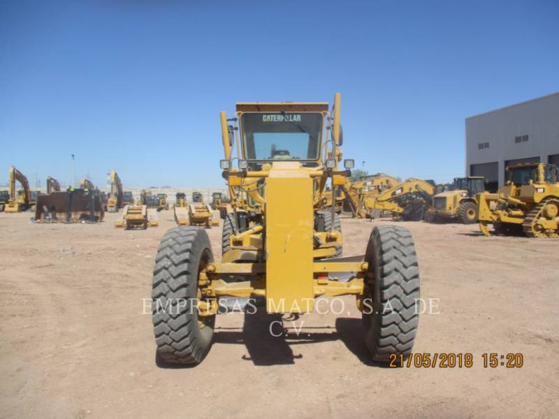 CATERPILLAR MOTORGRADER 12K equipment  photo 2