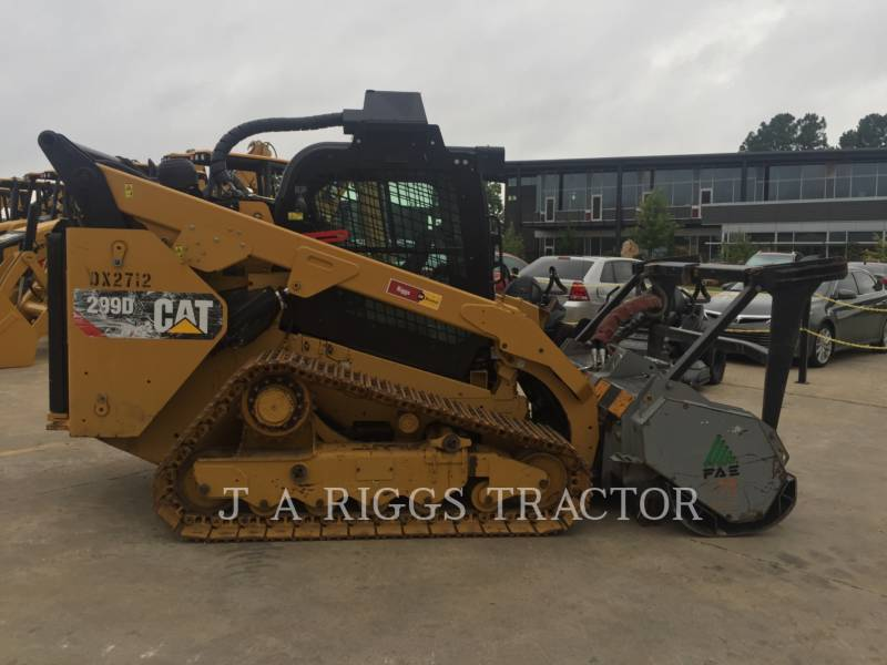 CATERPILLAR SKID STEER LOADERS 299DX ALM equipment  photo 7