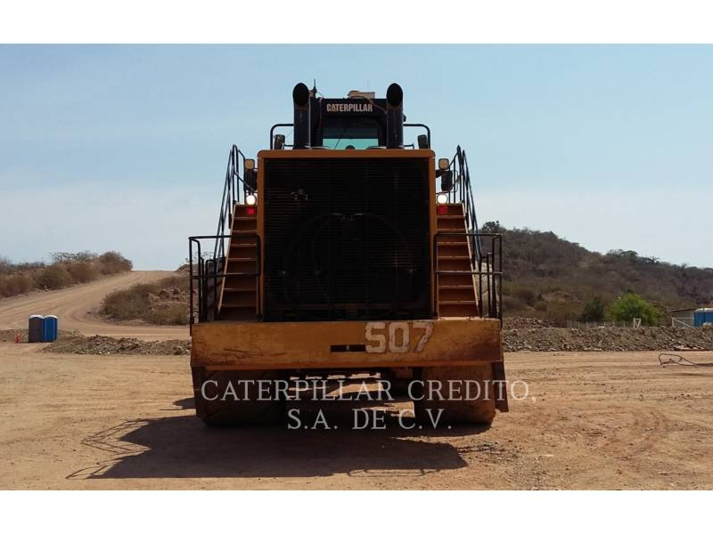 CATERPILLAR WHEEL LOADERS/INTEGRATED TOOLCARRIERS 993K equipment  photo 10