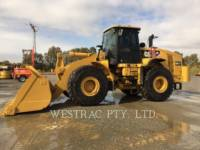 Equipment photo CATERPILLAR 966 H CHARGEURS SUR PNEUS MINES 1