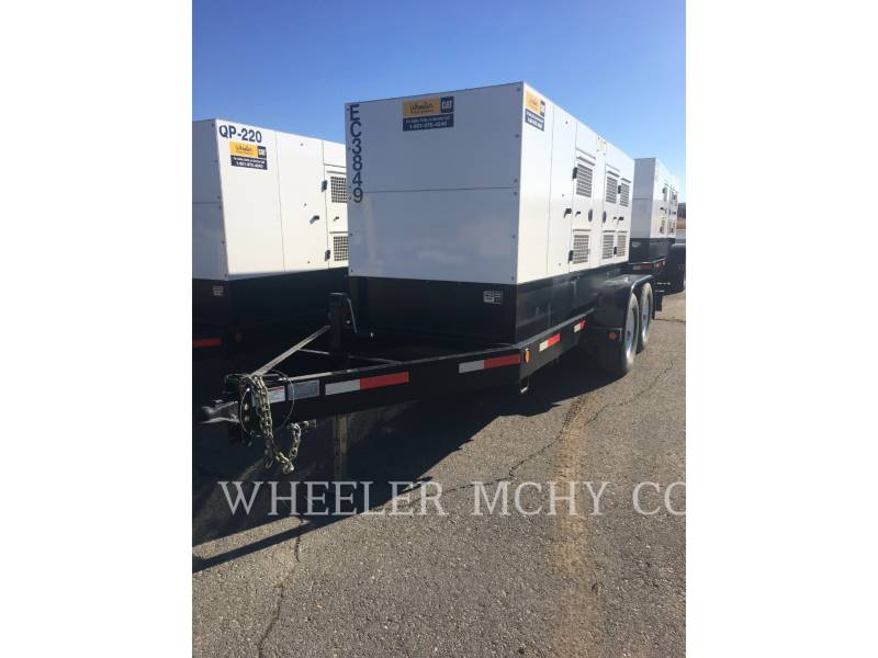 OTHER US MFGRS PORTABLE GENERATOR SETS (OBS) HANCO - QP220 equipment  photo 1