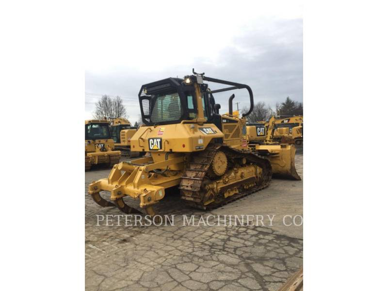 CATERPILLAR TRACTORES DE CADENAS D6NGPS/BIO equipment  photo 3