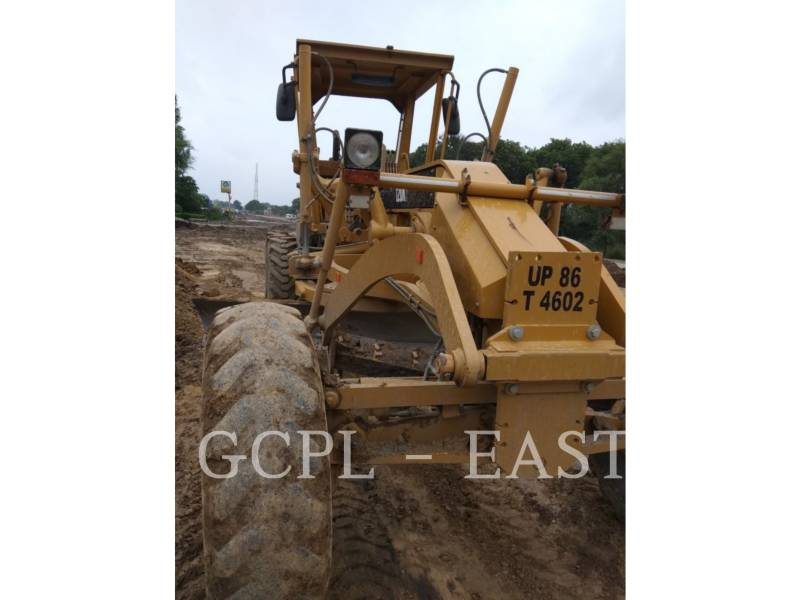 CATERPILLAR MOTORGRADER 120K2 equipment  photo 2