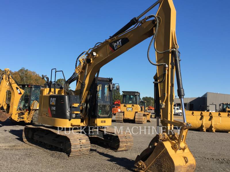 CATERPILLAR EXCAVADORAS DE CADENAS 314E LCR equipment  photo 6