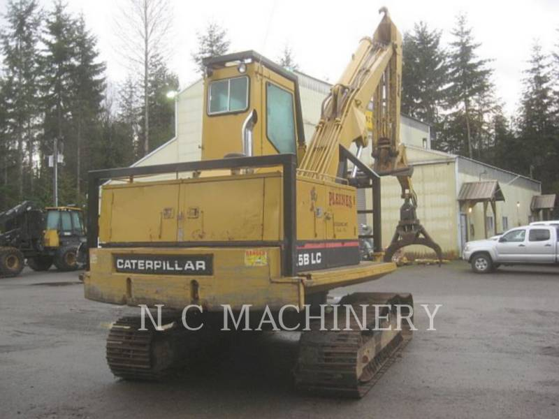 CATERPILLAR FORSTMASCHINE 225B equipment  photo 3