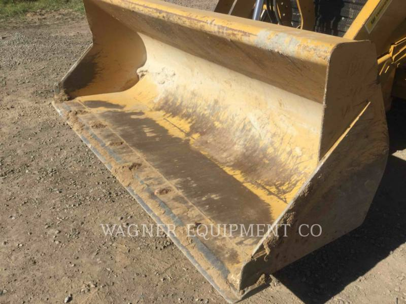 CATERPILLAR BAGGERLADER 420F2ST equipment  photo 5