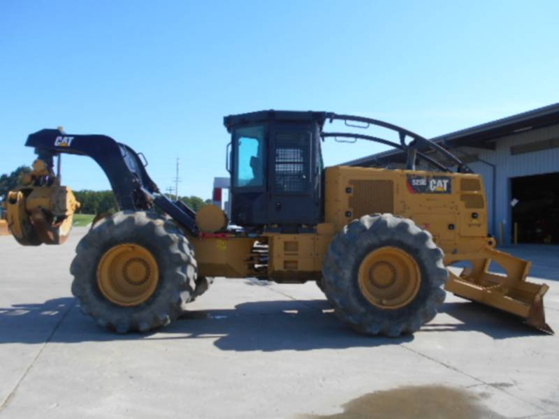 CATERPILLAR SILVICULTURA - TRATOR FLORESTAL 525D equipment  photo 5