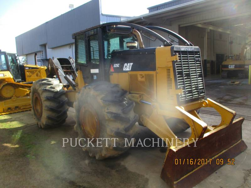 CATERPILLAR FORESTRY - SKIDDER 525C SF HD equipment  photo 2