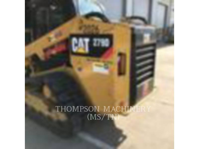 CATERPILLAR MULTI TERRAIN LOADERS 279DHF equipment  photo 4