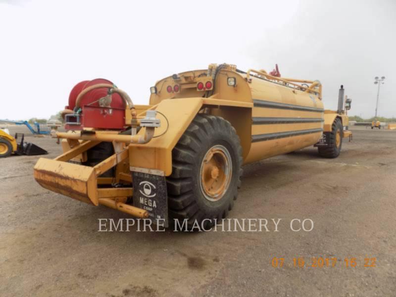 CATERPILLAR WASSERWAGEN 613C equipment  photo 2