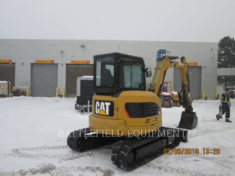 CATERPILLAR KETTEN-HYDRAULIKBAGGER 305D equipment  photo 5