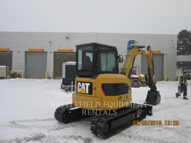 CATERPILLAR PELLES SUR CHAINES 305D equipment  photo 5