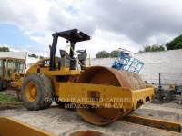 CATERPILLAR ROLO COMPACTADOR DE ASFALTO COMBINADO CS-533E equipment  photo 7