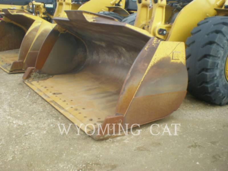 CATERPILLAR WHEEL LOADERS/INTEGRATED TOOLCARRIERS 980K equipment  photo 5