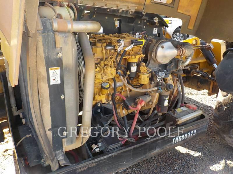 CATERPILLAR TELEHANDLER TL642C equipment  photo 17