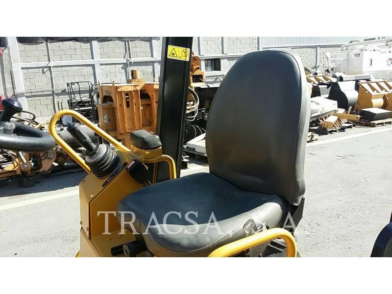 CATERPILLAR TAMBOR DOBLE VIBRATORIO ASFALTO CB-224E equipment  photo 6