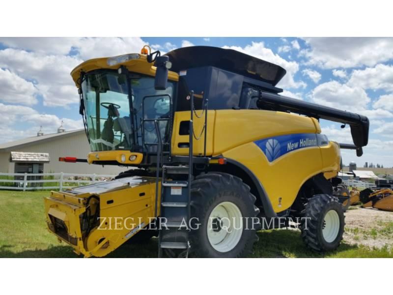 NEW HOLLAND LTD. COMBINES CR9060 equipment  photo 1