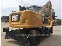 CATERPILLAR PELLES SUR PNEUS MH3022 equipment  photo 7