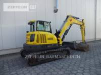 WACKER CORPORATION TRACK EXCAVATORS EZ80 equipment  photo 5
