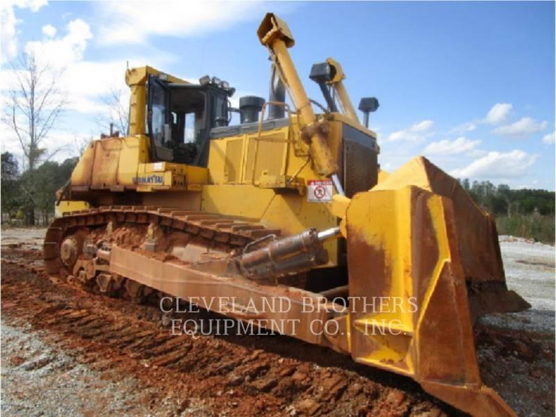 KOMATSU LTD. KETTENDOZER D375 equipment  photo 2