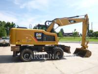 CATERPILLAR WHEEL EXCAVATORS M320F equipment  photo 5