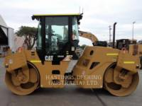 CATERPILLAR COMPATTATORE PER ASFALTO A DOPPIO TAMBURO VIBRANTE CB-534D equipment  photo 4