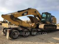 CATERPILLAR KETTEN-HYDRAULIKBAGGER 336F L THM equipment  photo 1