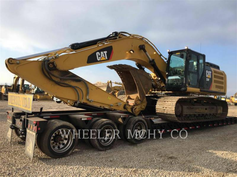 CATERPILLAR KOPARKI GĄSIENICOWE 336F L THM equipment  photo 1