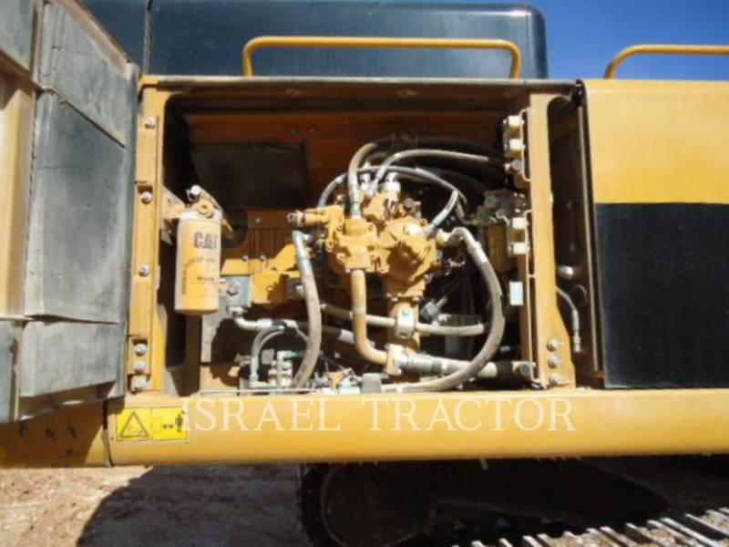 CATERPILLAR EXCAVADORAS DE CADENAS 345DL equipment  photo 16