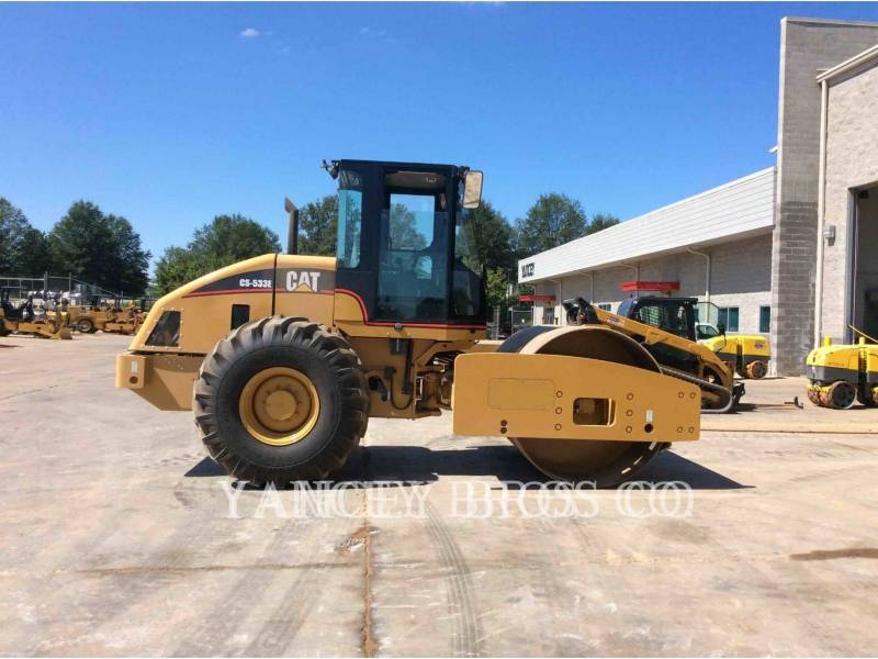 CATERPILLAR COMPACTEURS CS-533E equipment  photo 7