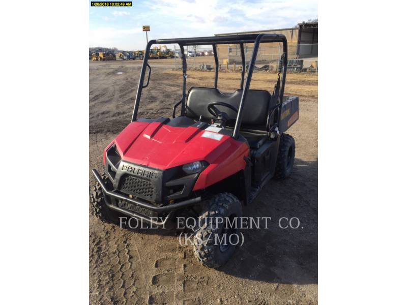POLARIS INNE RANGER4X4 equipment  photo 2