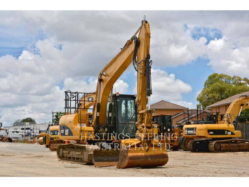 CATERPILLAR PELLES SUR CHAINES 312D equipment  photo 1