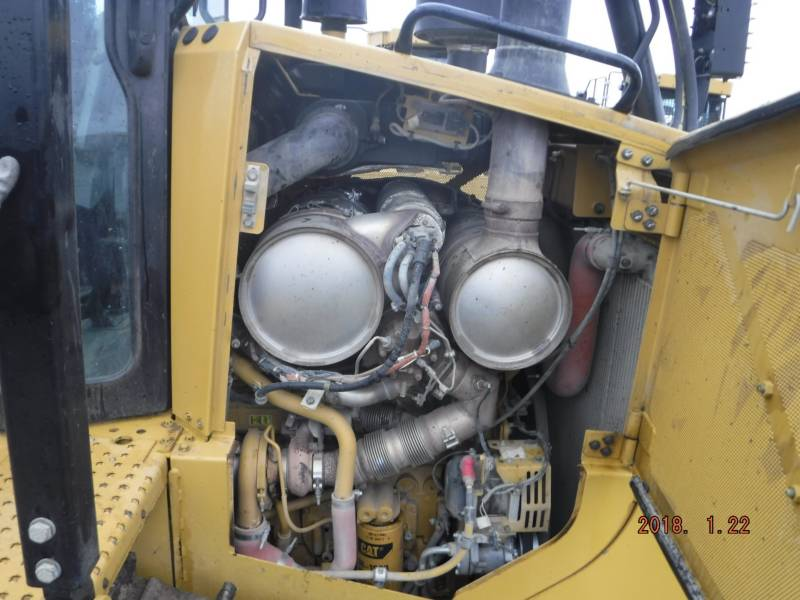 CATERPILLAR TRACTEURS SUR CHAINES D6TXW equipment  photo 15
