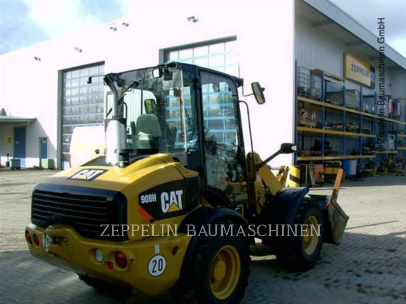 CATERPILLAR WHEEL LOADERS/INTEGRATED TOOLCARRIERS 908H equipment  photo 3