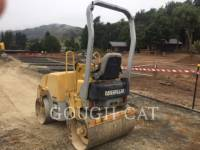 Equipment photo CATERPILLAR CB 224D COMPACTEURS TANDEMS VIBRANTS 1