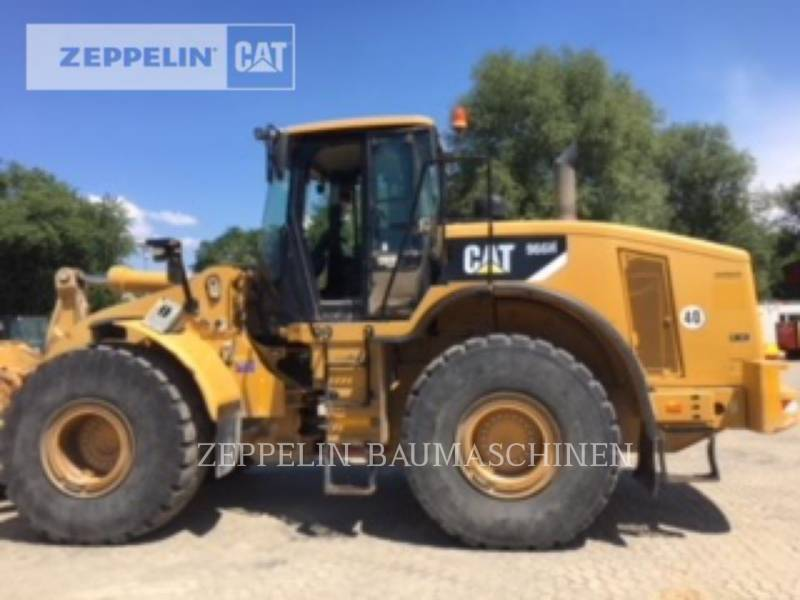 CATERPILLAR RADLADER/INDUSTRIE-RADLADER 966H equipment  photo 17