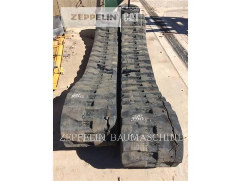 CATERPILLAR MISCELLANEOUS / OTHER EQUIPMENT GUMMIKETTEN 308DCR equipment  photo 1