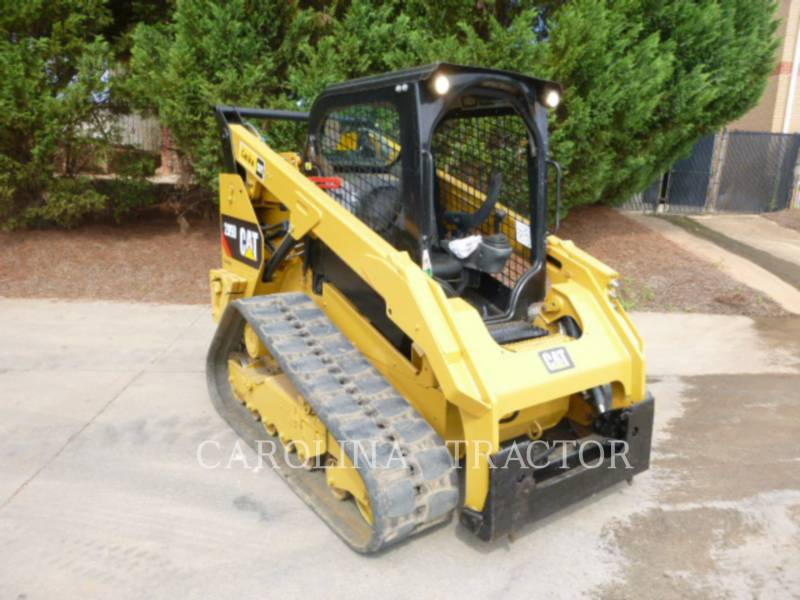 CATERPILLAR TRACK LOADERS 289D equipment  photo 1