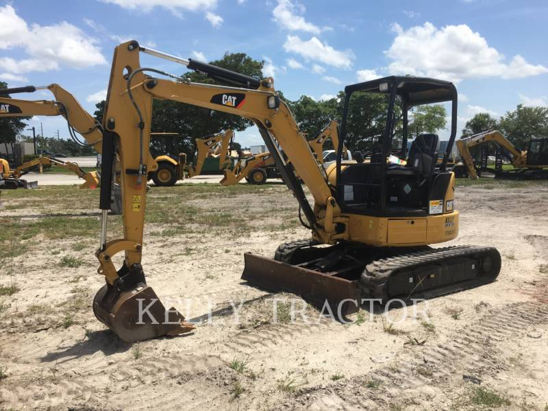 Caterpillar EXCAVATOARE PE ŞENILE 304ECR equipment  photo 1