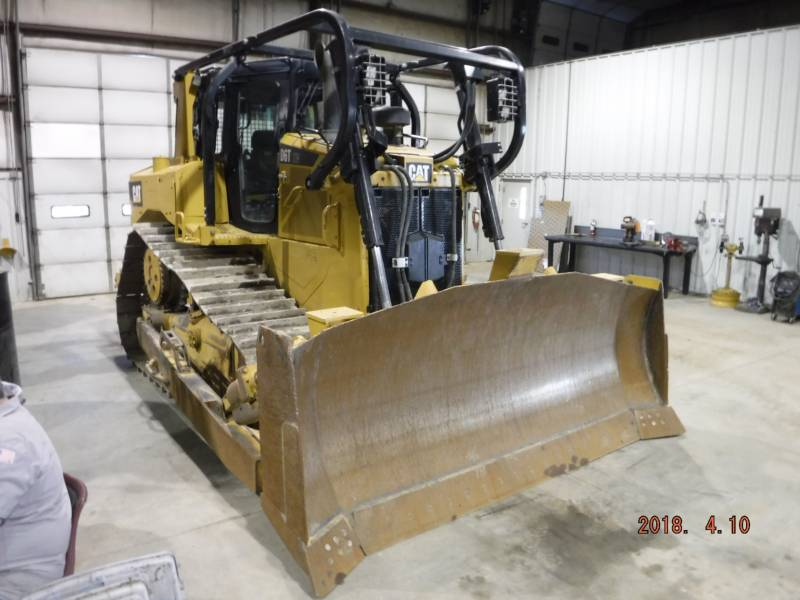 CATERPILLAR TRACK TYPE TRACTORS D6TXW equipment  photo 2
